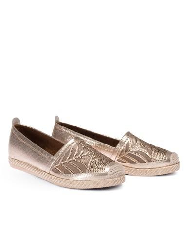 Deery Ayakkabı Altın